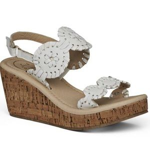 JACK RODGERS LIKE NEW GIRLS MISS LUCCIA  SANDALS